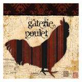 Gaterie Poulet Posters by Diane Stimson