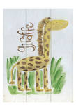 Giraffe Prints by Erin Butson