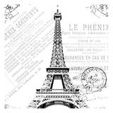 Paris Eiffel Prints by Jace Grey