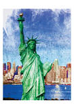 Tall Liberty Prints by Jody Taylor