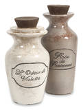 Charlotte Terracotta Perfume Bottle Set Home Accessories