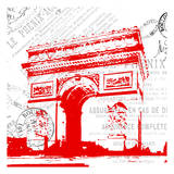 Paris Art by Jace Grey