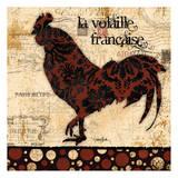 La Volaille Francaise Posters by Diane Stimson