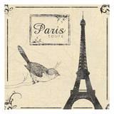 Paris Posters by Lauren Gibbons