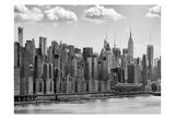 New York City 3 Prints by Sandro De Carvalho