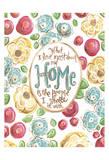 My Home Posters av Erin Butson