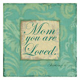 You Are Loved Print by  Sunny
