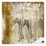 NY Brooklyn Bridge Prints by Cynthia Alvarez