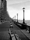 Battery Park City I Photographic Print by Jeff Pica