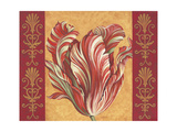 Tulip Power III Premium Giclee Print by Carolee Vitaletti