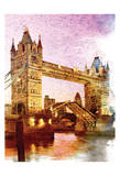 London Bridge Prints by Jody Taylor