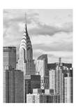 Chrysler Skyline 2 Prints by Sandro De Carvalho