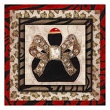 Perfume Bow Art by Jody Taylor