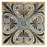 Blue Pattern 5 Prints by Jace Grey