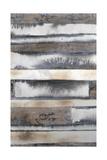 Earth and Smoke I Print by Jennifer Goldberger