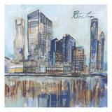 Boston Sky Scrapers Prints by Smith Haynes