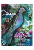 Allow Time Prints by Pam Varacek
