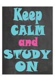 Keep Calm Posters by Jean Olivia