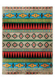 Aztec Pattern 2 Poster by Jace Grey