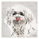 Wet Nose Prints by  OnRei