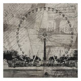 London Wheel Prints by Jace Grey