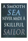 A Skillful Sailor Posters by Jean Olivia