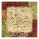 Psalm 118:24 Art by Jace Grey