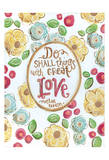 Great Love Print by Erin Butson
