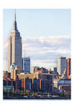 Empire State 5 Prints by Sandro De Carvalho