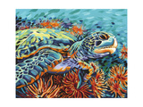 Sea Sweetheart I Premium Giclee Print by Carolee Vitaletti