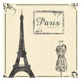 Paris Prints by Lauren Gibbons