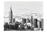 Empire State 4 Prints by Sandro De Carvalho