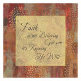 Faith Spice Posters par Smith Haynes