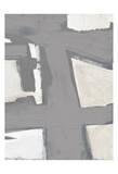 Stark Gray B Affiches par Smith Haynes