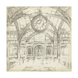 Interior Architectural Study I Plakaty autor Ethan Harper