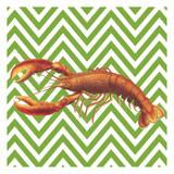 Lobster Prints by Elizabeth Jordan