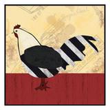 A Black Hen Posters by Lauren Gibbons