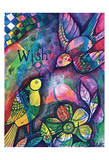 Wish Poster by Pam Varacek