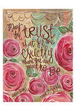 Trust Posters by Erin Butson