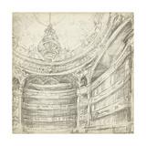 Interior Architectural Study II Affiches par Ethan Harper