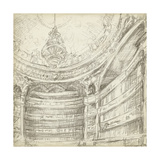 Interior Architectural Study II Prints by Ethan Harper