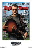 ROLLING STONE - ERIC CHURCH 14 Prints