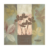 Clover Tile I Prints by Wendy Russell
