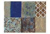 The Blue Brown Prints by Smith Haynes