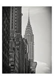 Chrysler Skyline 4 Prints by Sandro De Carvalho