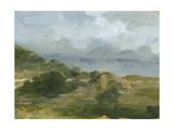 Impasto Landscape IV Prints by Ethan Harper