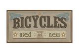 Bike Shop IV Prints by Erica J. Vess
