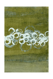 Green Orbs II Prints by Charles McMullen