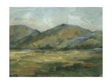 Impasto Landscape II Art by Ethan Harper