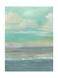 Lowland Beach I Poster by Charles McMullen
